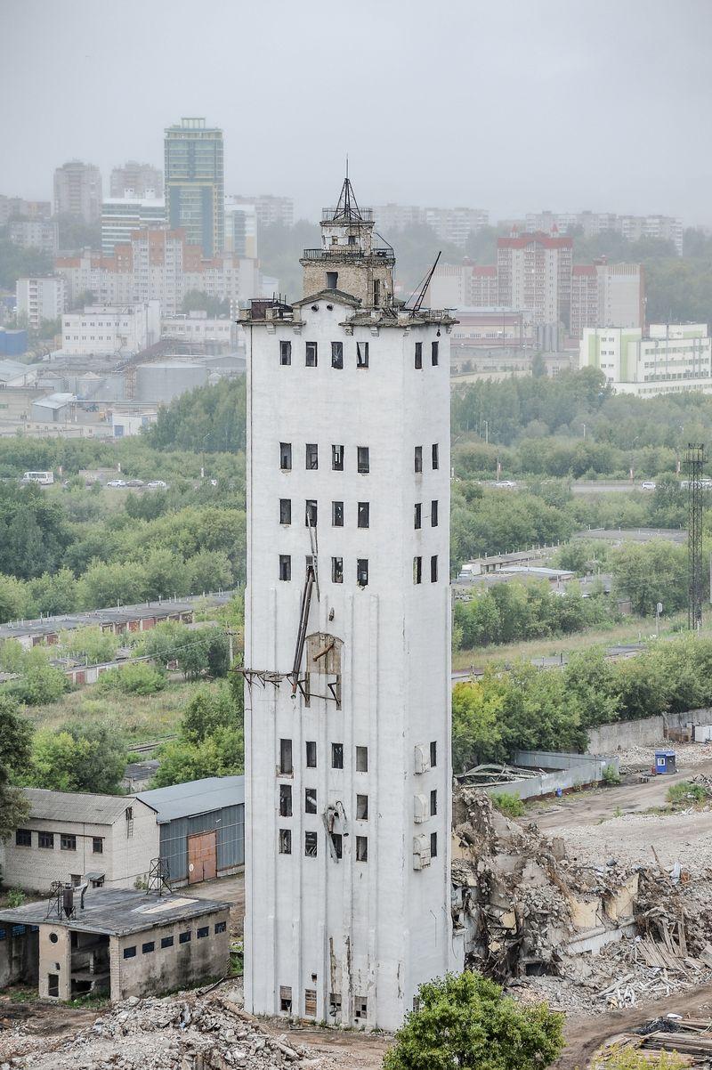Кировский элеватор транспортер для загрузки в вагон